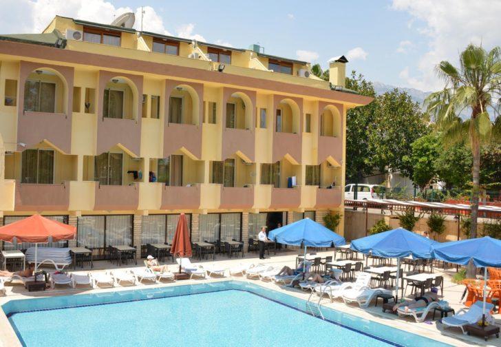 Лучшие отели Турции 2 звезды