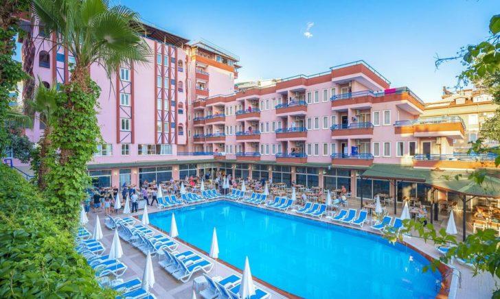 Лучшие отели Турции 4 звезды
